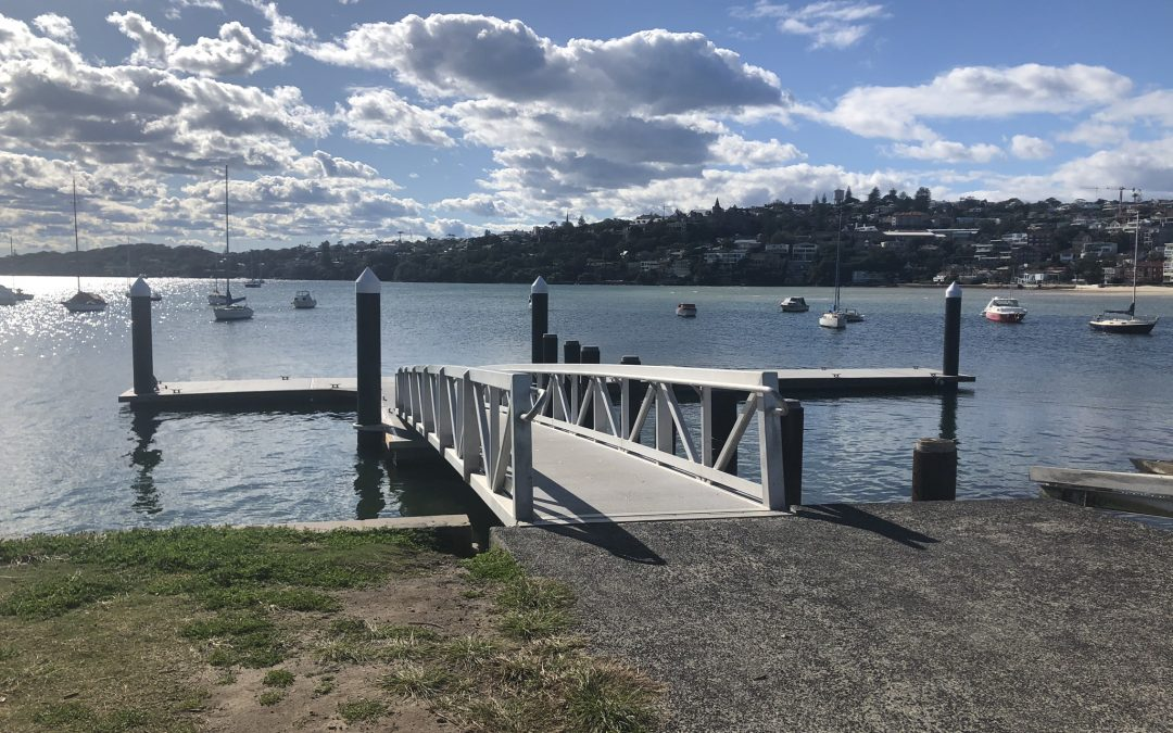 Lyne Park, Rose Bay